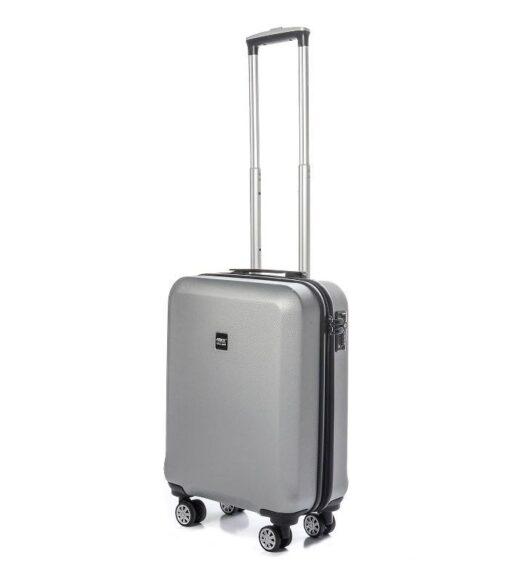 Airbox AZ8 Sølv Kabinekuffert