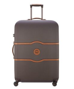 Delsey Chatelet Air Chocolate Kuffert - Stor - 77 cm