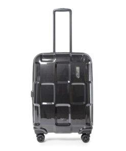 Epic Crate EX Solids Sort Kuffert - Mellem - 66 cm