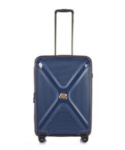 Titan Paradoxx Blå Kuffert - Mellem - 64 cm