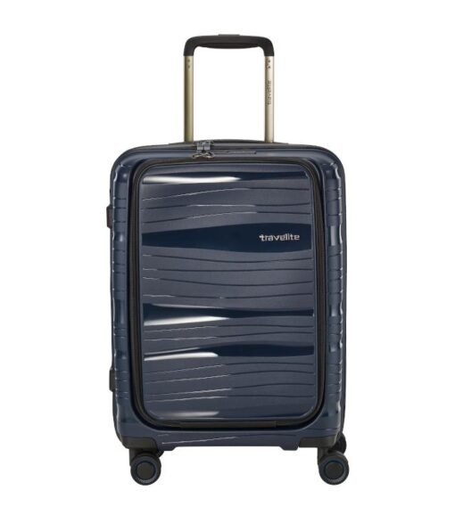 Travelite Motion Blå Business Kabinekuffert