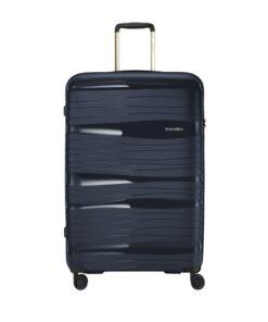 Travelite Motion Blå Kuffert - Stor - 77 cm
