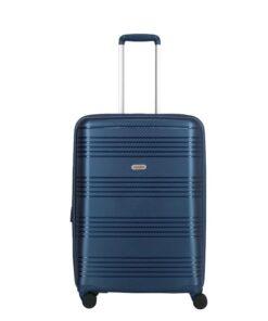 Travelite Zenit Blå Kuffert - Mellem - 68 cm