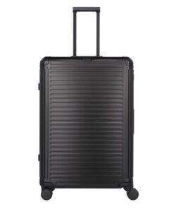 Travelite Next Sort Kuffert - Stor - 77 cm