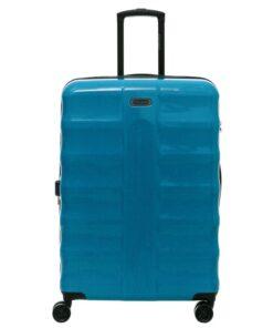 Cavalet Glitter Sparkle Turkis Kuffert - Stor - 73 cm