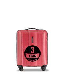 Conwood Monterey 55 cm deep red metallic kabinekuffert